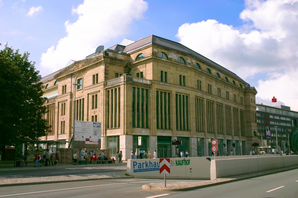 Kulturkaufhaus Tietz in Chemnitz
